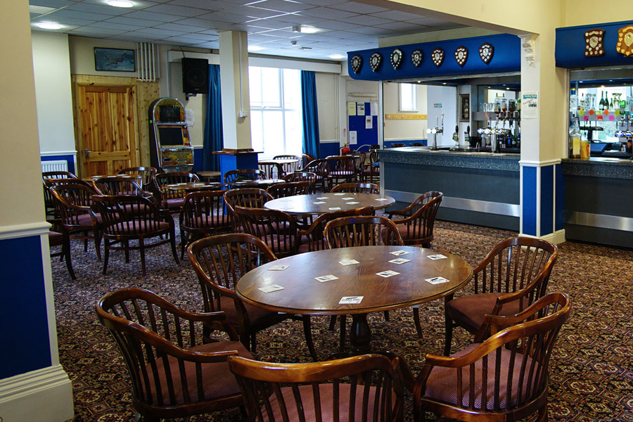 Northampton Conservative Club Bar